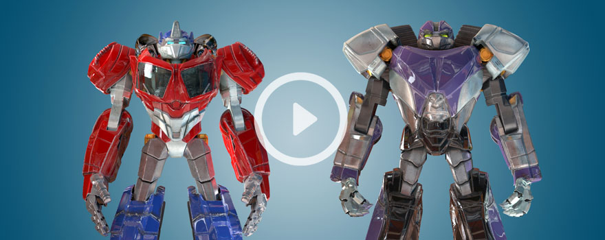 Transformers Battle Masters 187 Clockwork Vfx