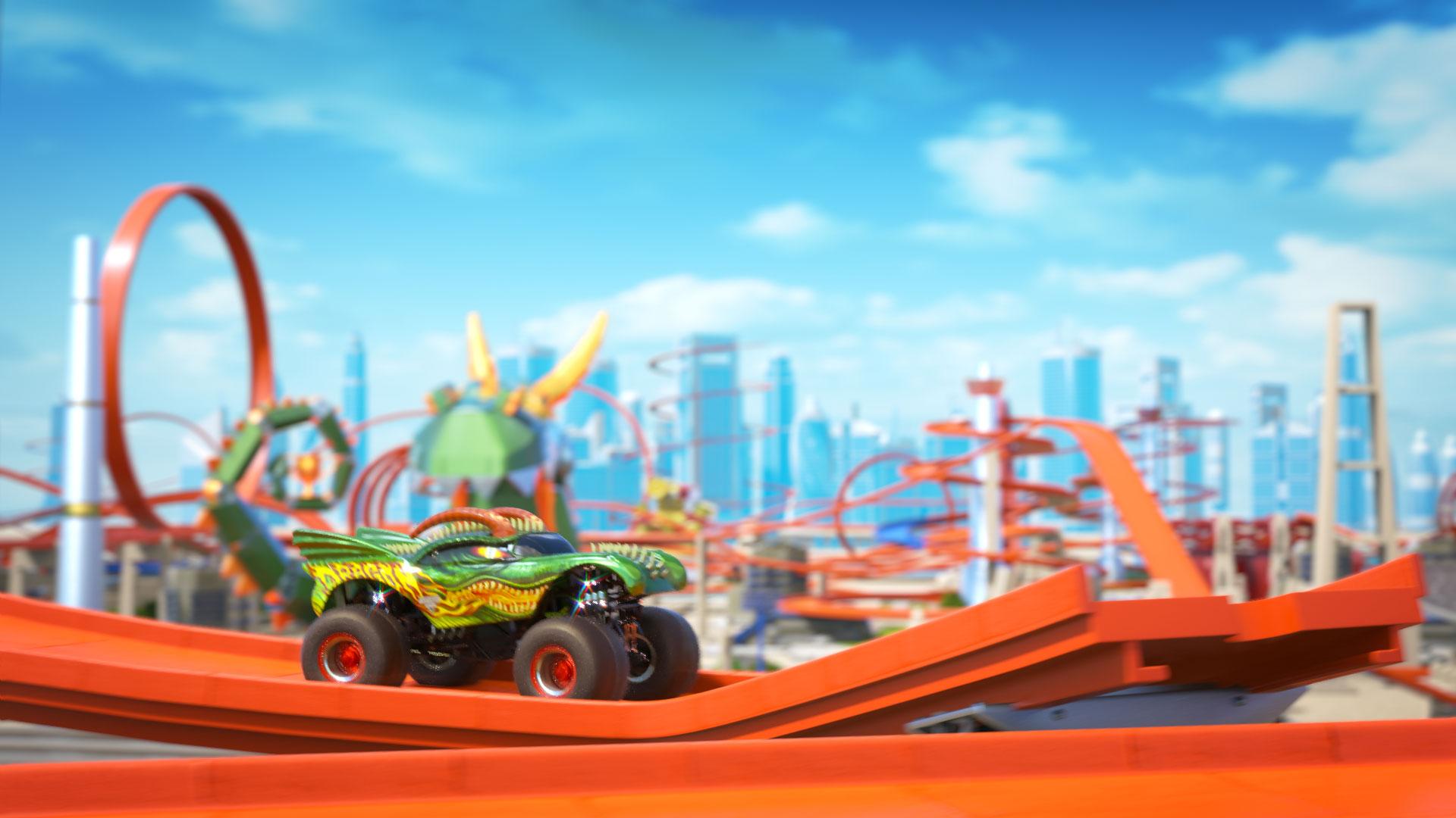 Hot Wheels » Clockwork VFX -