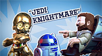 Star Wars – Jedi Knightmare