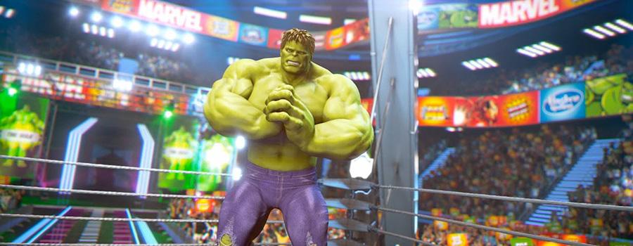 Slider 109 – Marvel Battle Masters